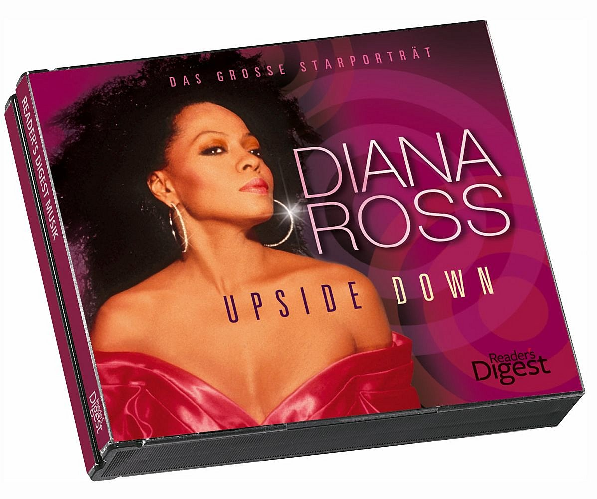 Diana Ross - 50 Jahre Welthits (3 CDs)