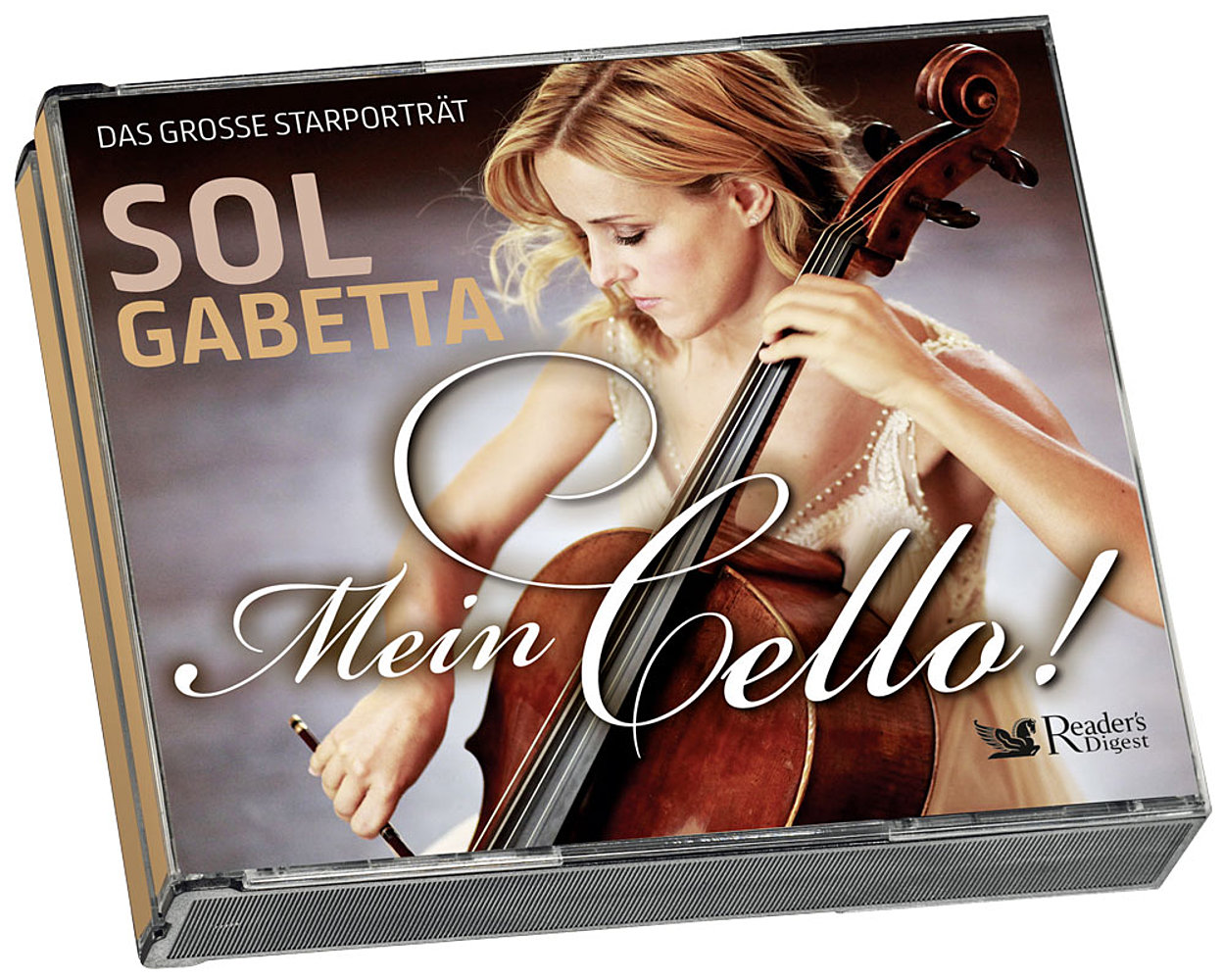 Sol Gabetta – Mein Cello!