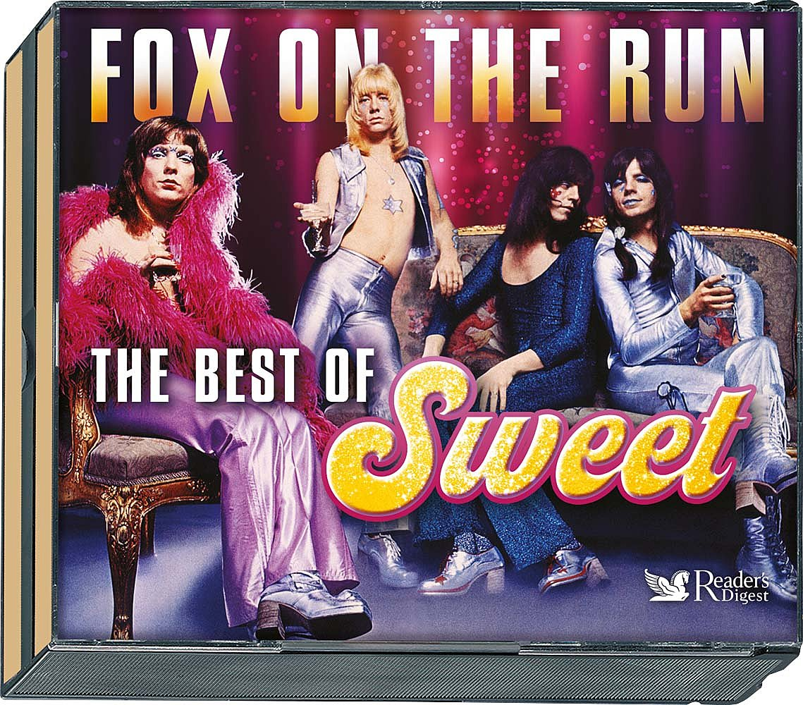 Fox On The Run - The Best Of Sweet