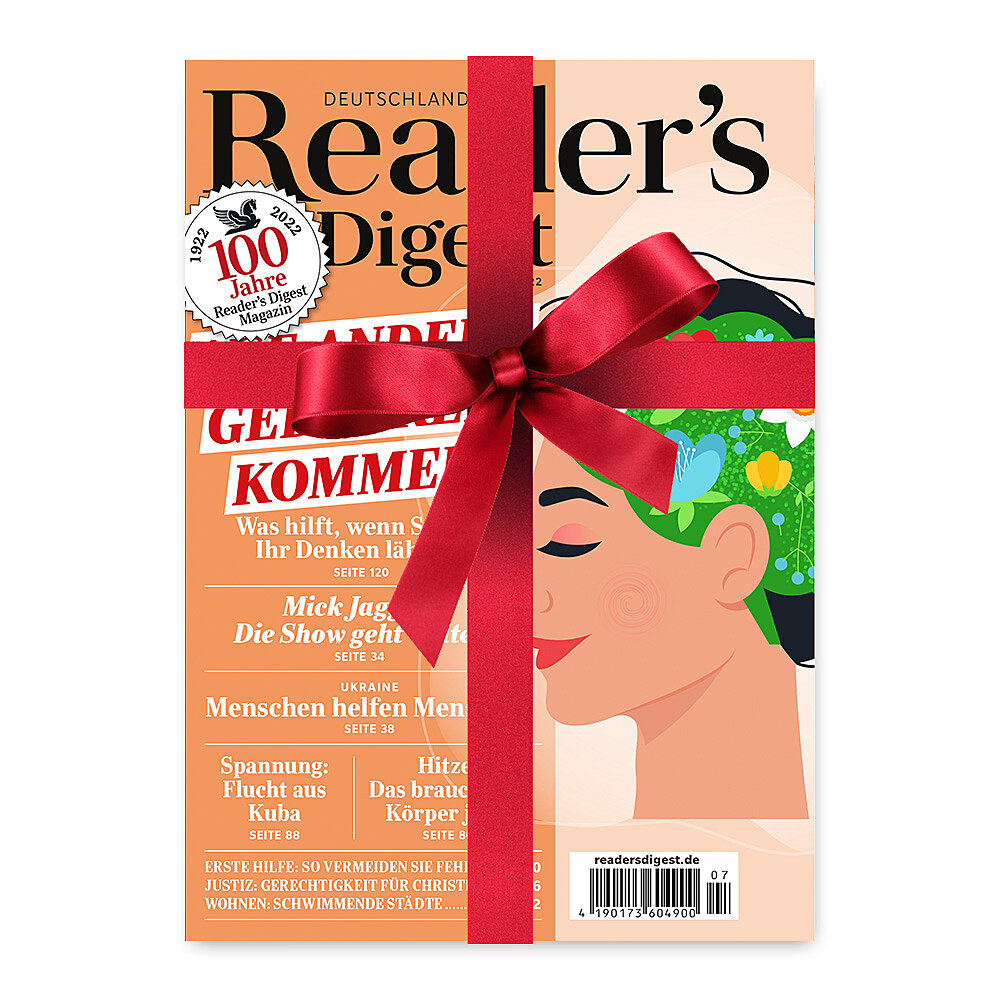 reader s digest Get our best deal get a print subscription to reader's digest and instantly enjoy free digital access on any device.
