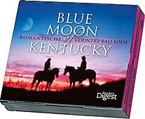 Blue Moon Of Kentucky - Romantische Country-Balladen (3 CDs)