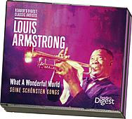 Louis Armstrong - What A Wonderful World - Seine schönsten Songs (3 CDs)