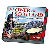 Flower Of Scotland - The Amazing Sound Of Pipes & Drums