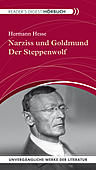 Hermann Hesse: Der Steppenwolf & Narziss und Goldmund (7 CDs)