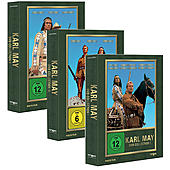 Karl-May-Winnetou-Box (9 DVDs)