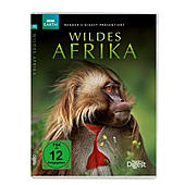 Wildes Afrika (3 DVDs)