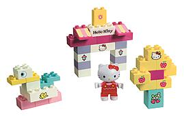 Hello Kitty Spielbox von Play BIG BLOXX, 73 tlg.