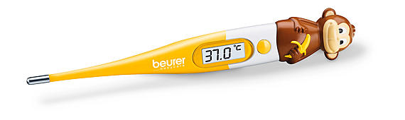 Beurer BY 11 Monkey - Express-Thermometer