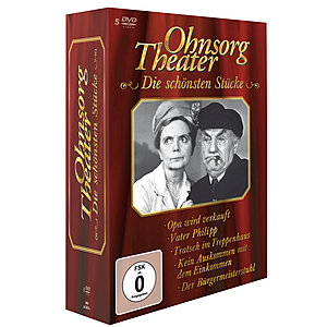 Ohnsorg-Theater-Box (5 DVDs)
