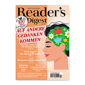 Reader´s Digest Magazin - Kennenlernangebot mit...
